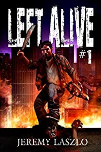 Left Alive by Jeremy Laszlo ebook deal