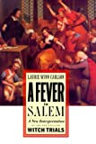 A Fever in Salem, Laurie W. Carlson, 1566632536