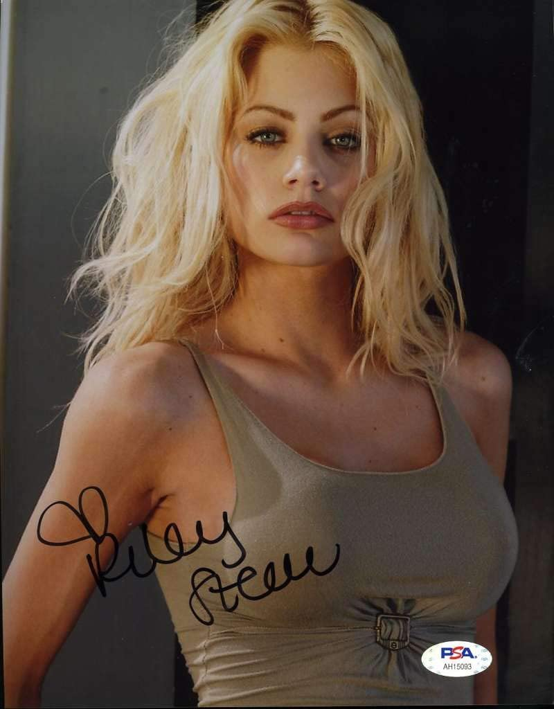Riley Steele Autographed Signed 8x10 Photo REPRINT Model