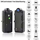 COOLOUS Car GPS Tracker TK10G 3G Magnetic GSM WiFi Tracker Waterproof Long Battery Life Real Tracking Devices for Car Vehicle with Real-time Audio