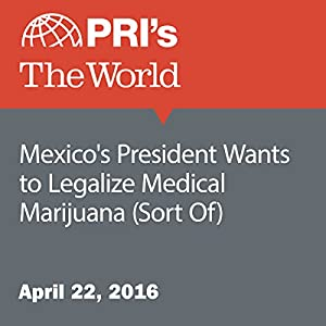 Mexico's President Wants to Legalize Medical Marijuana (Sort Of)