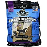 (3 Pack) Redbarn Pet Products Chewy Louie Biscuit Peanut Butter, 14 Ounces each