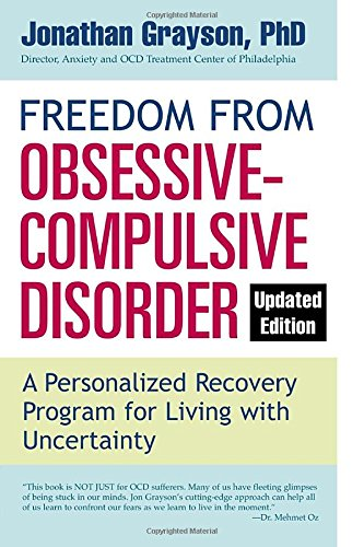 Freedom Obsessive Compulsive Disorder Personalized product image