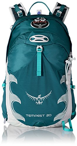 Osprey Packs Women's Tempest 20 Backpack, Tourmaline Green, X-Small/Small by Osprey