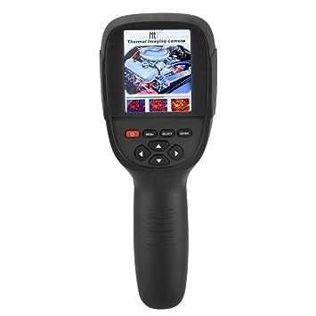 Akozon HT-18 Cámara Termográfica Infrarroja 220 x 160 con Resolución IR 0,3MP y -20 a 300°C 8HZ: Amazon.es: Bricolaje y herramientas