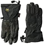 Gordini Women's Elias Gauntlet Gloves, Black, Large