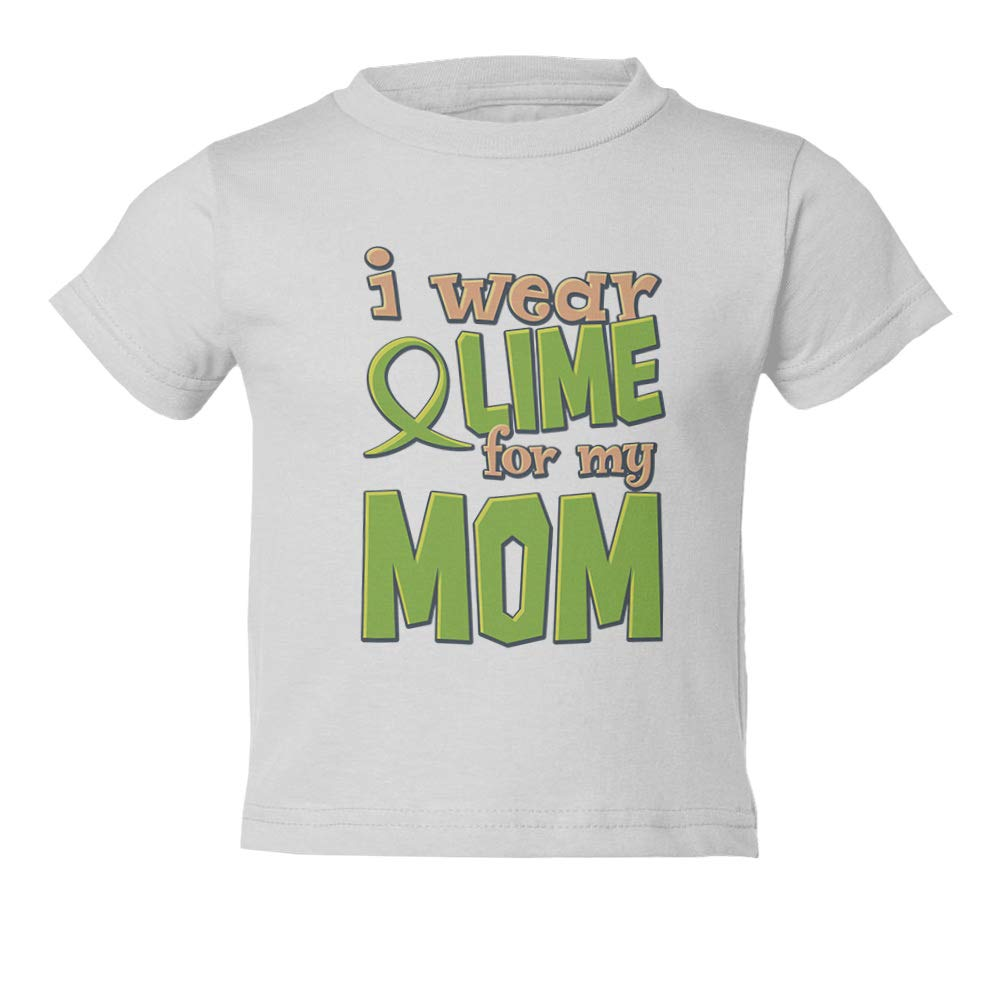 Support Wear Lime My Mom Graphic Youth /& Toddler Tee Shirt