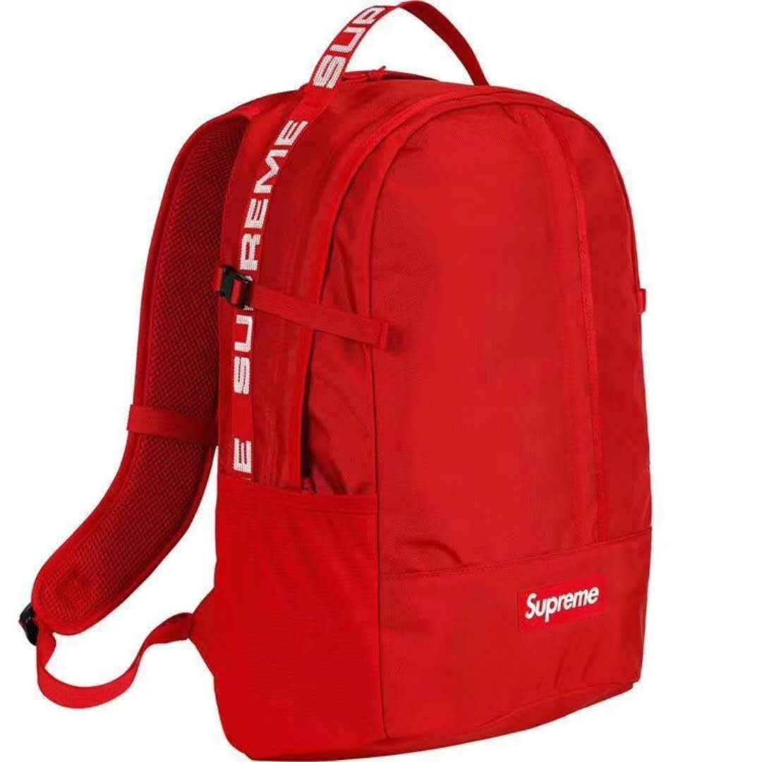 Supreme Backpack Supreme Bag Casual Daypacks 18FW