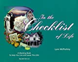 img - for In the Checklist of Life: A Working Book to Help You Live & Leave Life book / textbook / text book