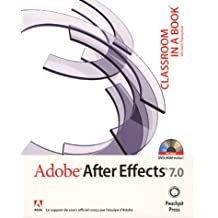 After effects 7.0 classroom in a book