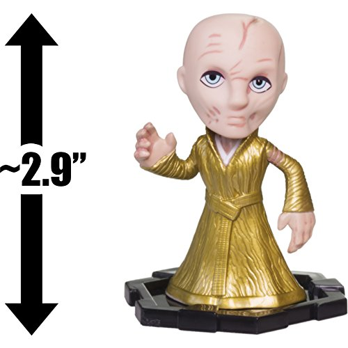 Supreme Leader Snoke: ~2.9