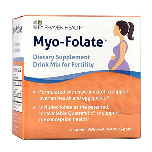e Fertility Supplement with Ideal Dosage of Myo-Inositol and Folate to Support Ovulation and Cycle Regularity ()
