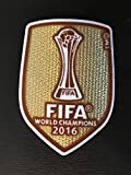 fifa champions patch - FIFA WORLD CLUB CUP REAL MADRID WINNERS JAPAN 2016 PATCH PARCHE BADGE