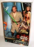 qui gon jinn figure - Hasbro Star Wars Episode I 12