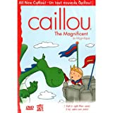 Caillou: The Magnificent