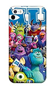 9876377K45492508 Iphone Cover Case - Monsters University Protective Case Compatibel With Iphone 5/5s