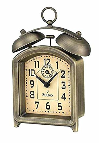 Bulova B8128 Holgate Alarm Collection - Big Ben Vintage Westclox
