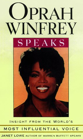 Oprah Winfrey Speaks: Insight from the World's Most Influential Voice by Brand: Soundelux Audio Pub