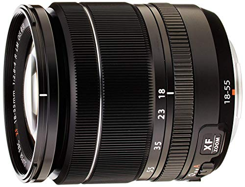 Fuji Film Fujinon Lens XF 18-55mm F2.8-4.0 Zoom Lens - International Version (No Warranty)