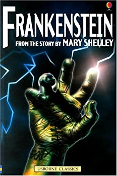 Frankenstein 0794500900 Book Cover