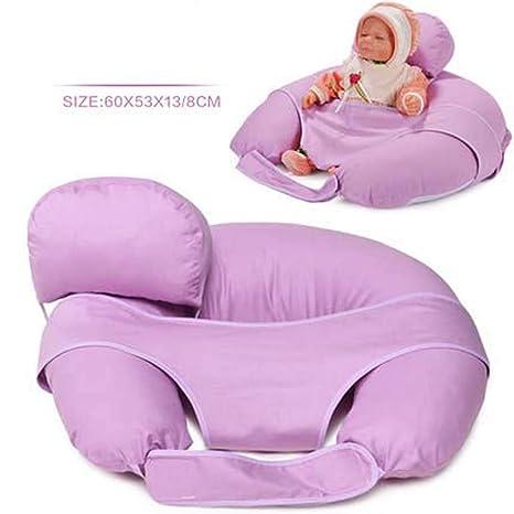 Almohada de lactancia, almohada de embarazo multifuncional ...