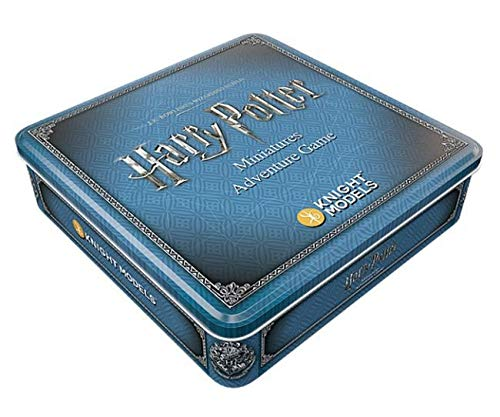 Knight Models HPMAG01 Harry Potter Miniatures Adventure Game Core Box, Mixed Colours by Knight Models
