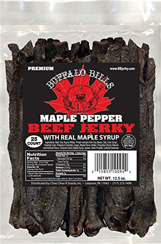 Buffalo-Bills-Premium-Maple-Pepper-Beef-Jerky-made-w-real-maple-syrup-fresh-ground-black-pepper