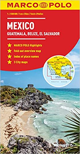 1:2,500,000 Travel Map (International Travel Maps) download