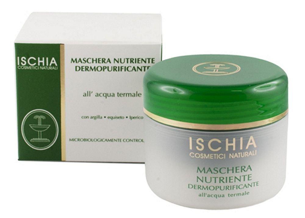 Ischia - Maschera Nutriente Dermopurificante all'Acqua Termale Ischia - Terme della Bellezza