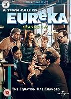 A Town Called Eureka - Season 4 - Part 1