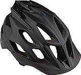 Fox Head Adult Flux MTB Racing Bike Helmet (Matte Black, X-Small/Small)