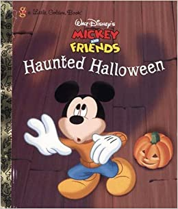 Image result for mickey and friends halloween book