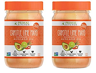 Primal Kitchen - Chipotle Lime Mayo - 2 Pack