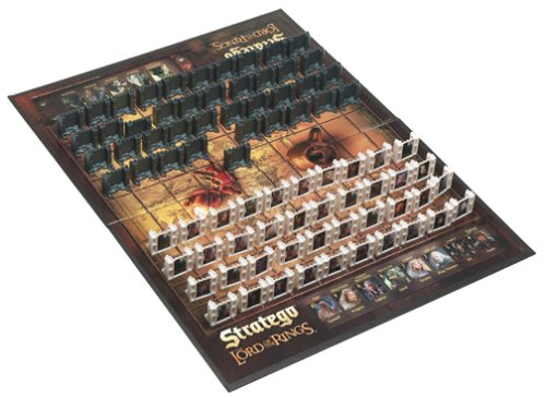 Lord Of The Rings Stratego Online