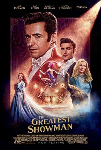 greatest showman movie poster