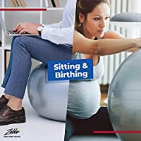 Stability for Fitness URBNFit Exercise Ball Multiple Sizes Balance /& Yoga