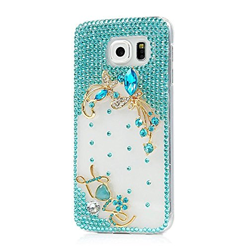 S7 Active Case, Galaxy S7 Active Case,(Not fit Samsung Galaxy S7)Yaheeda 3D Handmade Sparkle Glitter Diamond Rhinestone Ultra Thin Clear Cover