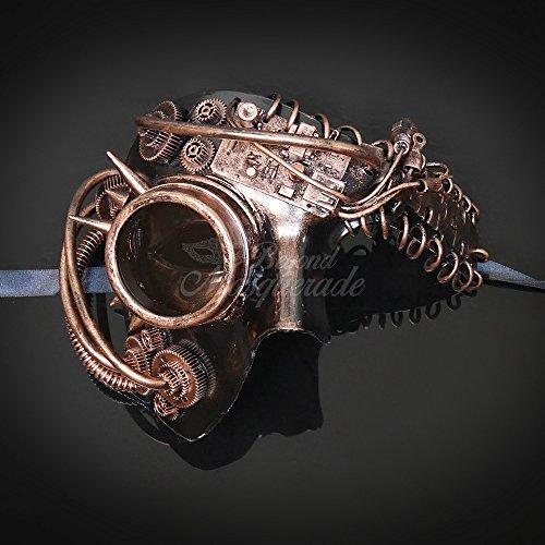 Beyon (Men Masquerade Mask)