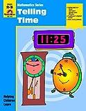 Telling Time, Grades 2-3, Jo Ellen Moore, 1557994552