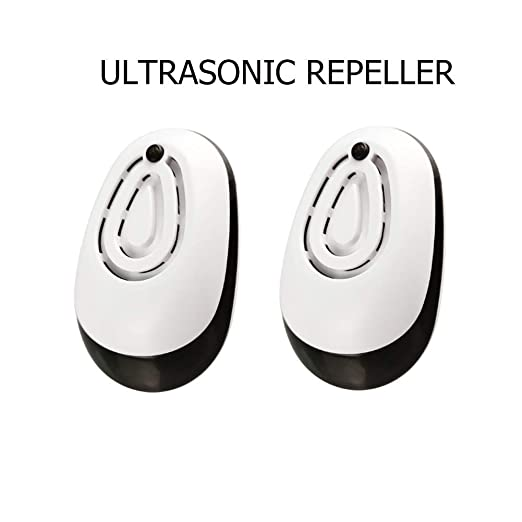 AtR Convertidor de frecuencia ultrasónico Repelente de Insectos ...