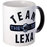 CafePress - The 100 Team Lexa Mugs - Unique Coffee Mug, Coffee Cup