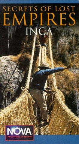 Nova: Secrets of Lost Empires Inca [VHS] by Wgbh / Pbs