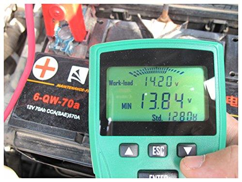 DLG DI-215A 12V & 24V Automotive Battery Tester by DLG (Image #4)