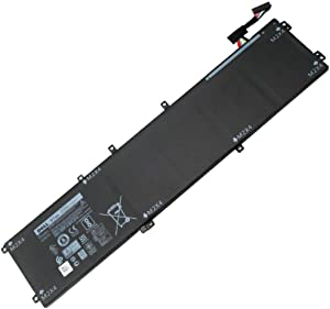 DELL 6GTPY (11.4V 97Wh) Battery for Dell XPS 15 9550 9560 9570 Precision 5510 5520 M5510 M5520 Laptop