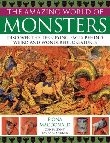 Download Monsters: The Amazing World of Series pdf