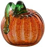 Kitras 2-Inch Mini Pumpkin Home Decor, Rust