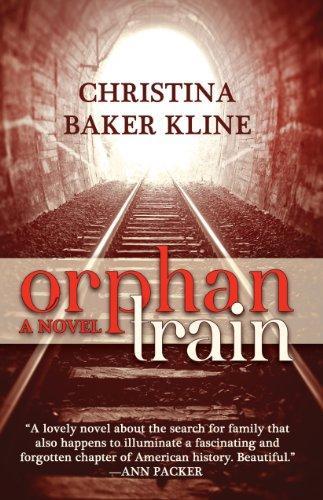 Orphan Train (Kennebec Large Print superior (Kline Trains)
