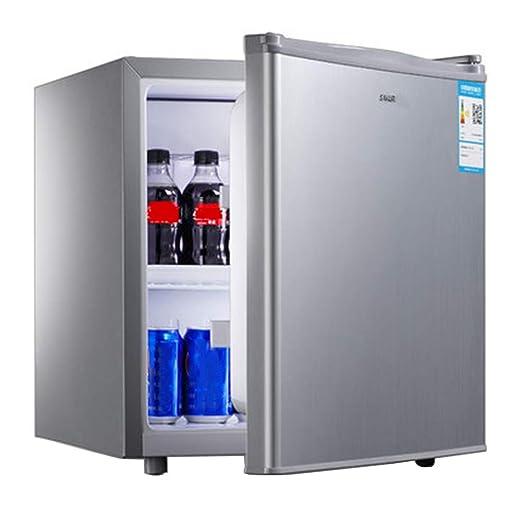Peaceip Mini Refrigerador De Una Puerta con Compartimento ...