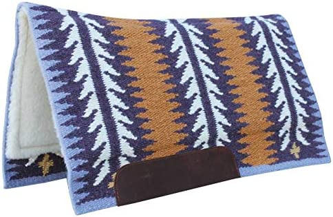 Professional's Choice Sports Medicine Products Ventana Comfortable Ride Western Saddle Blanket Pad