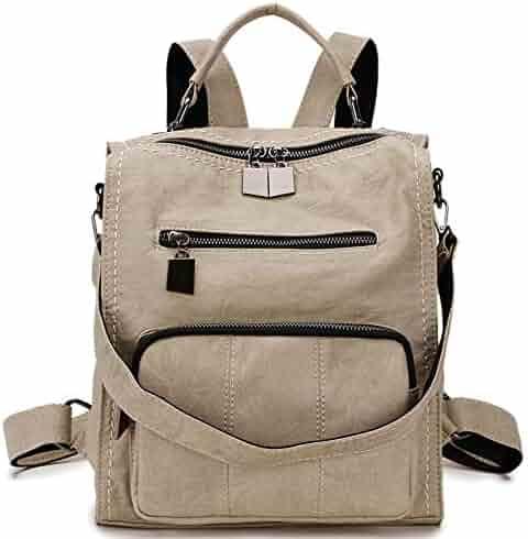 bc9144d866db Shopping Greens or Beige - Fashion Backpacks - Handbags & Wallets ...